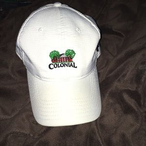 Colonial golf hat